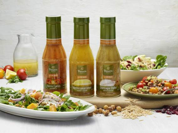 Three new dressings. Infinite possibilities.