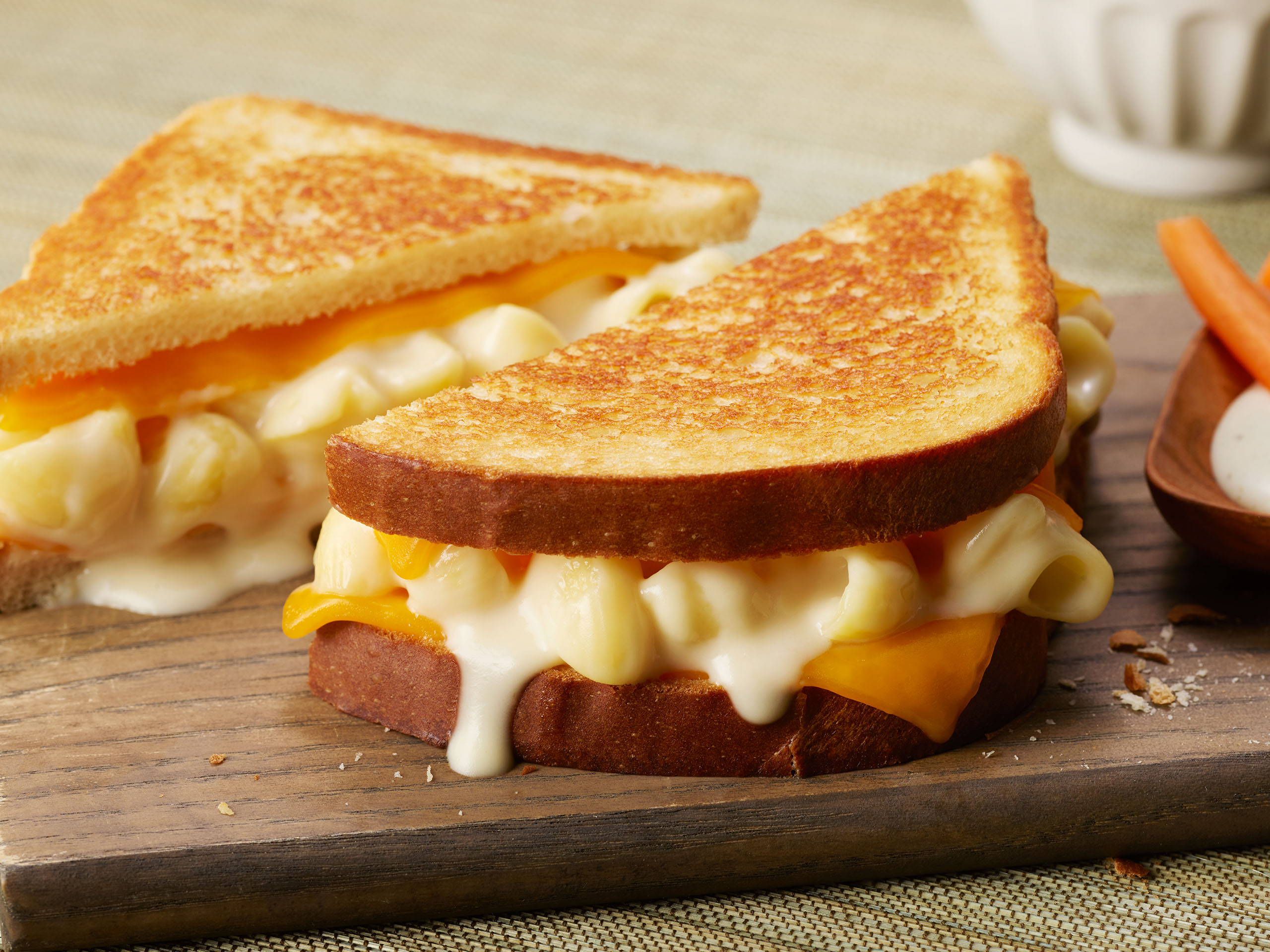 Mac Cheese Grilled Cheese Panera At Home