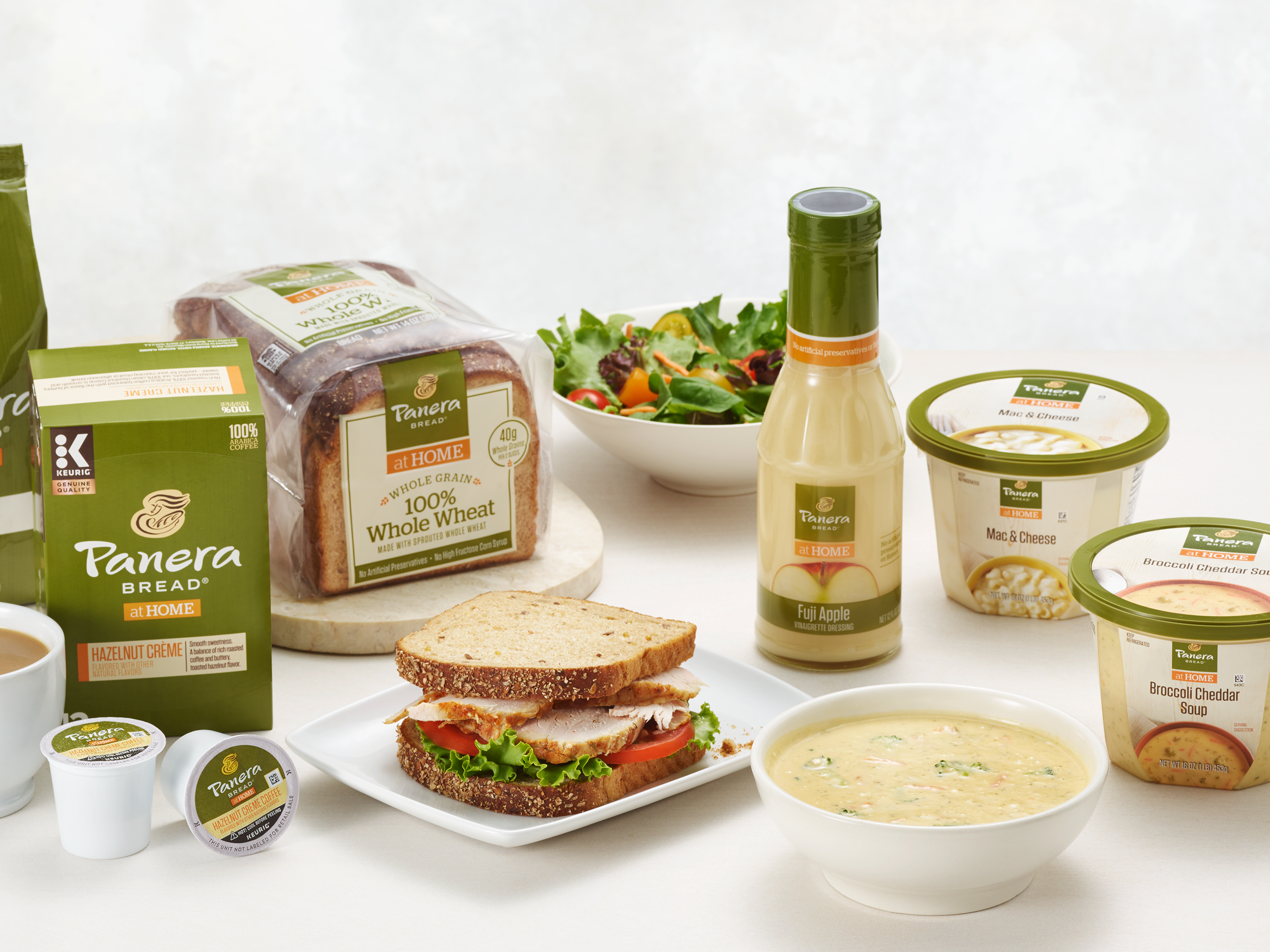 Our Products Panera At Home