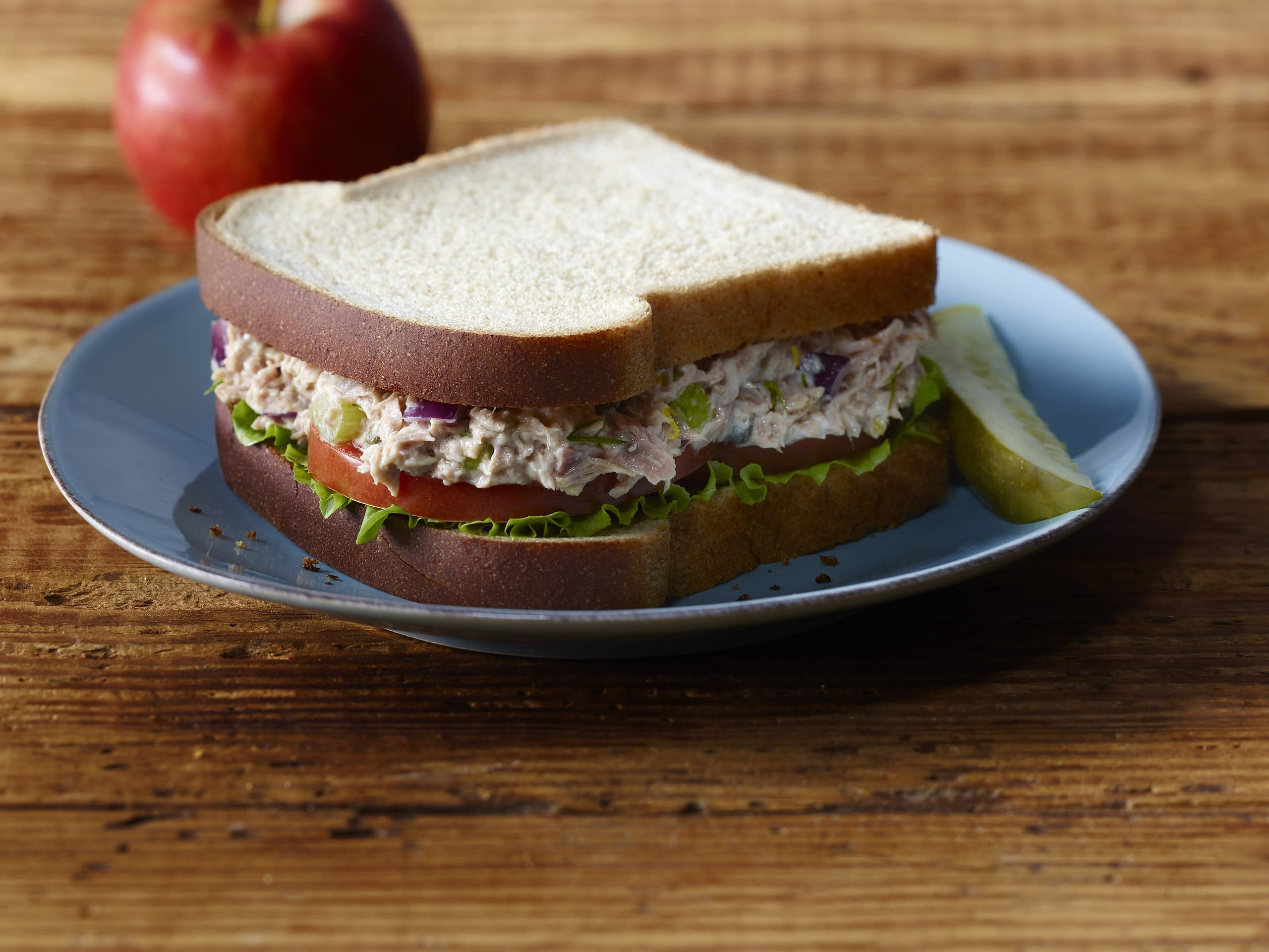 Nicoise Style Tuna Salad Sandwich Meal Idea Panera At Home