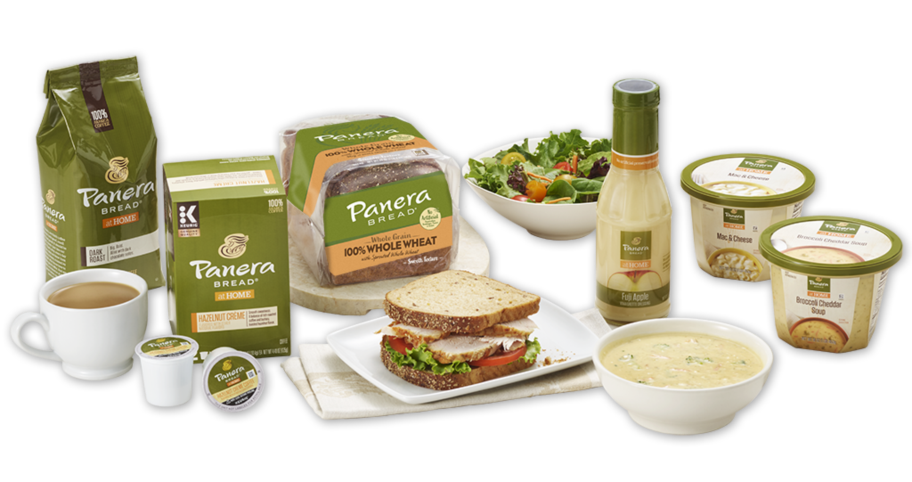 Panera family portfolio w new bread