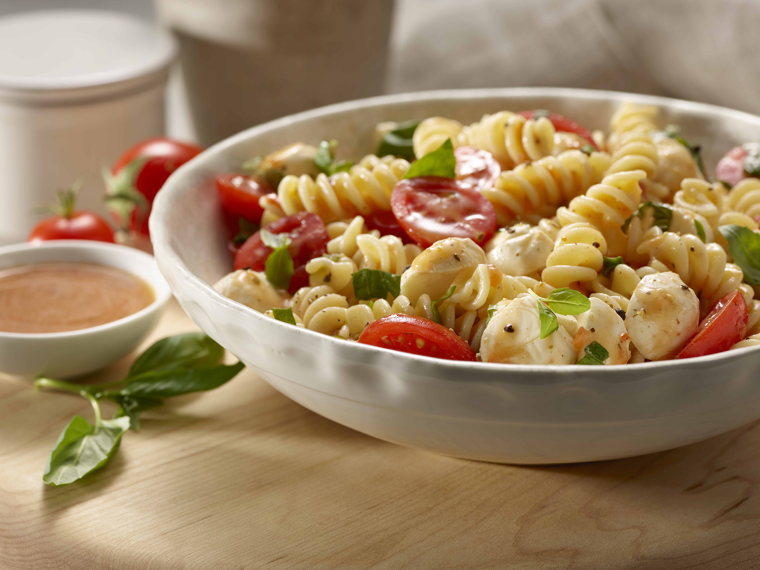 how to cook rotini pasta salad