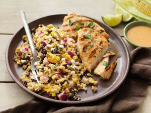 southwest quinoa corn salad