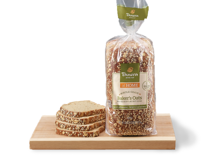 Whole Grain Baker's Oats Sliced Bread