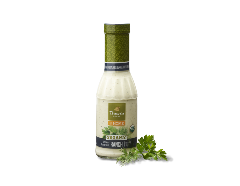 Organic Creamy Buttermilk Ranch Dressing & Dip