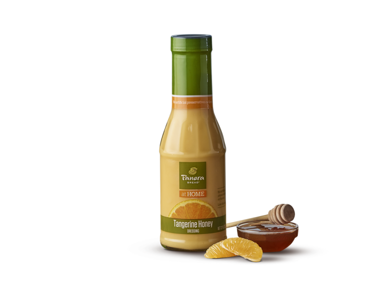 Tangerine Honey Dressing