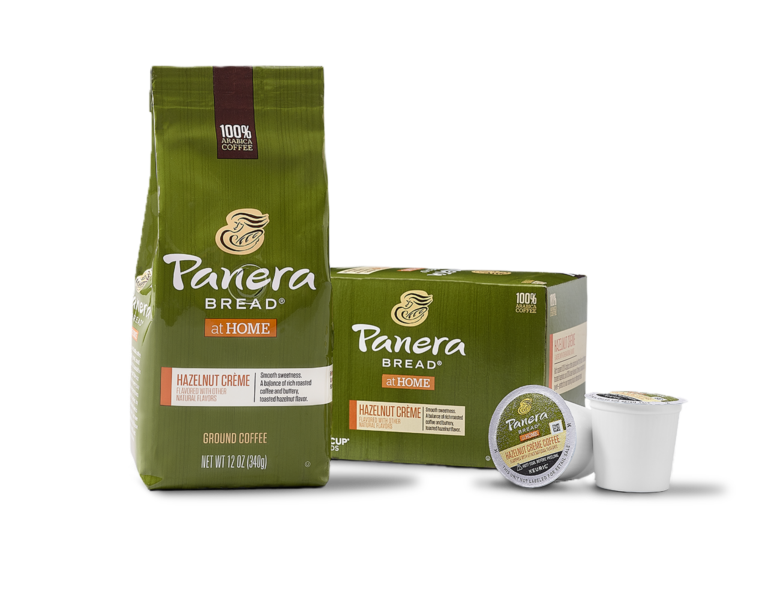 Panera Bread Coffee Box Awesome Panera Hazelnut Crème Coffee Panera At Home