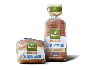 Country White Sliced Bread