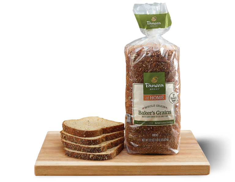 Whole Grain Baker's Grains Sliced Bread
