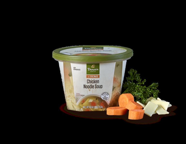 Panera Chicken Noodle Soup | Panera at Home