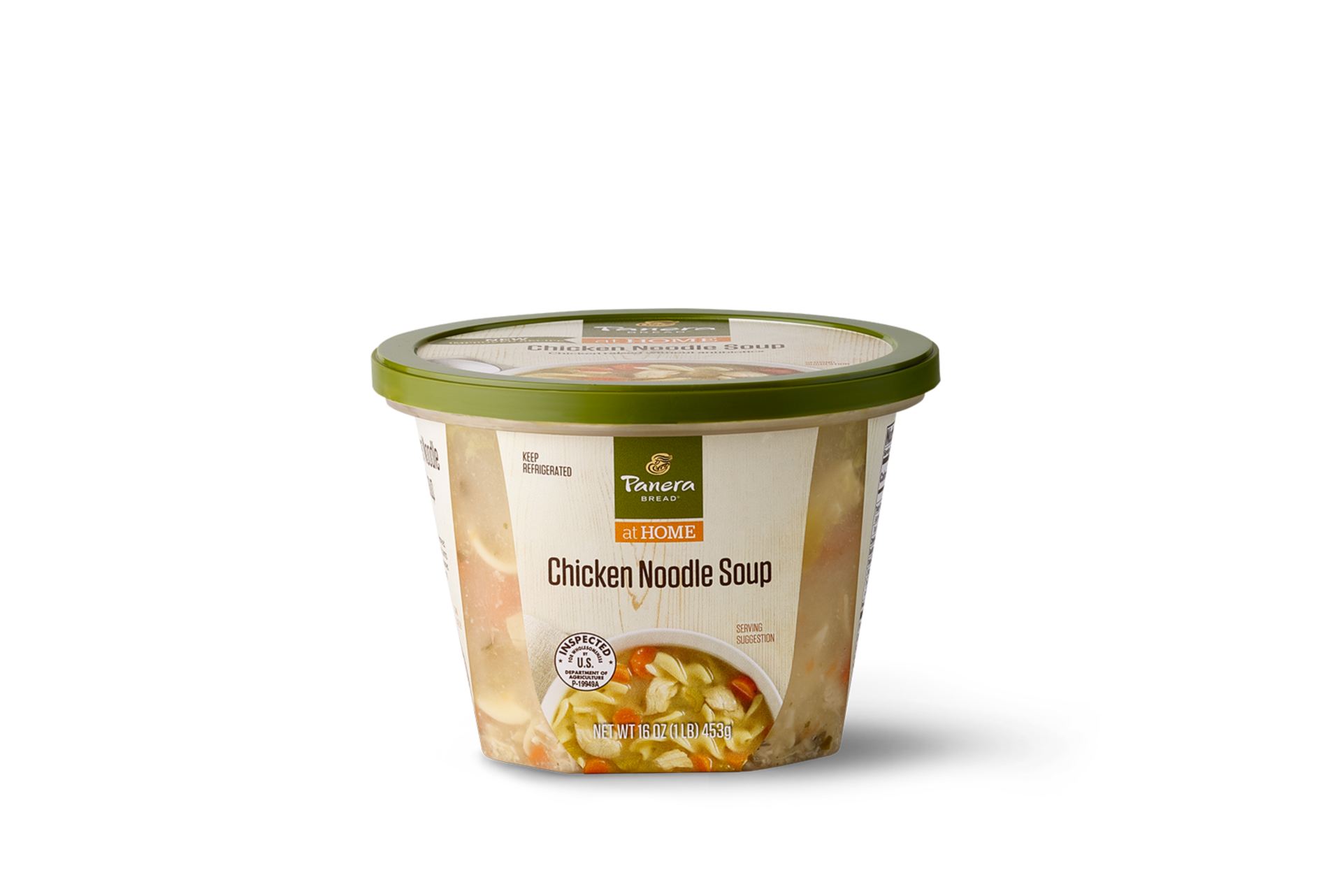 2020 Packaging Chicken Noodle Soup
