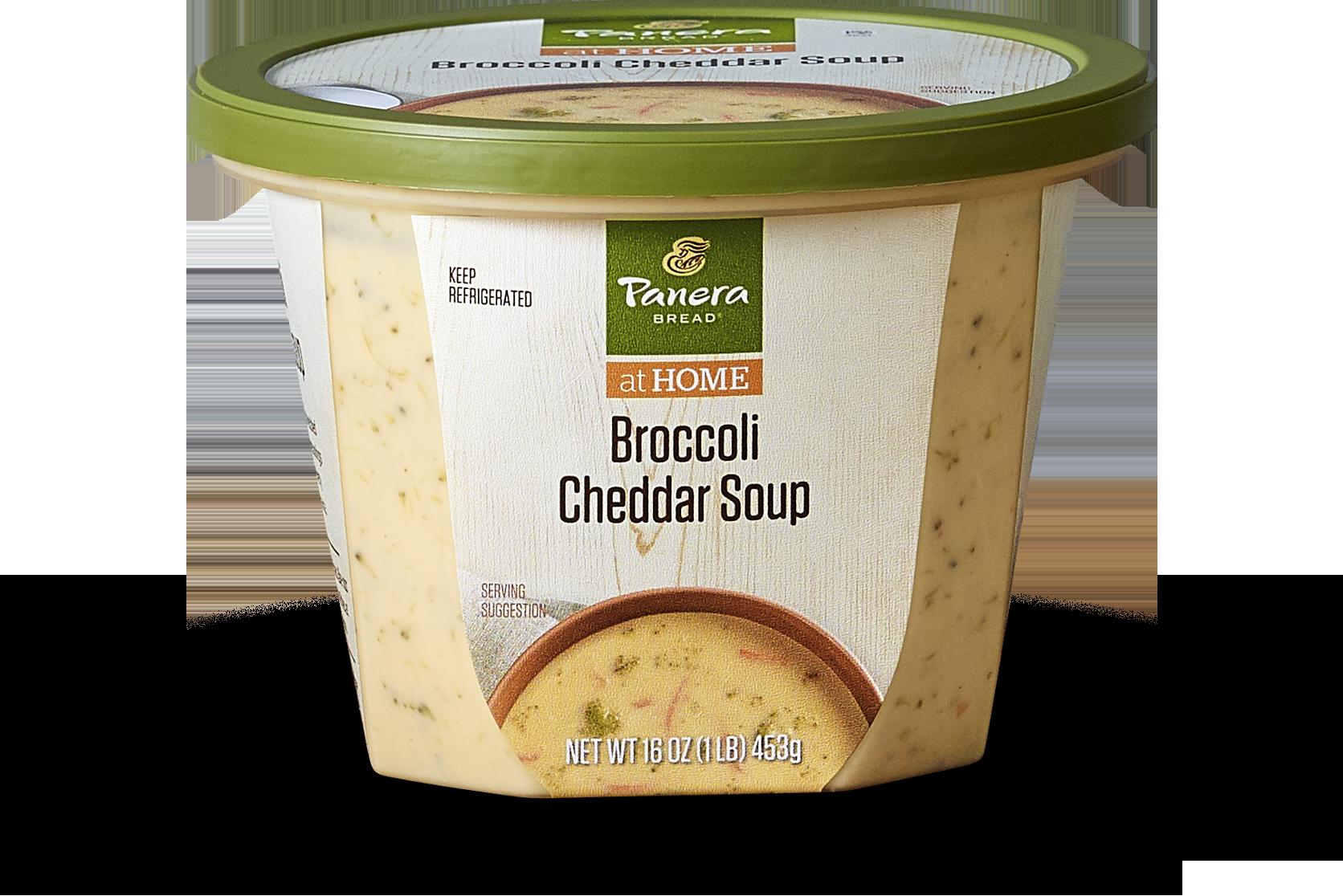 Panera broccoli cheese soup recipes